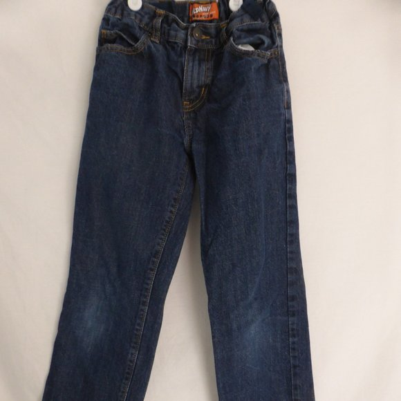OLD NAVY Skinny Blue Jeans size 10, GUC